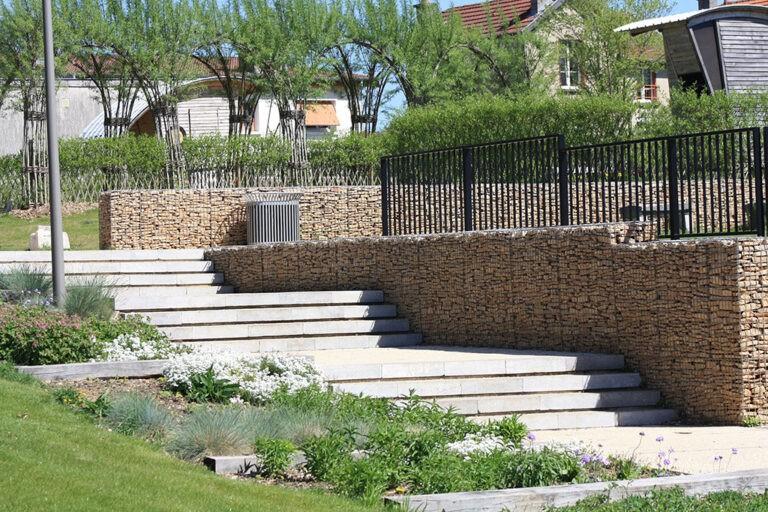 Parc Agathe Roullot à Chaumont - Duc et Preneuf