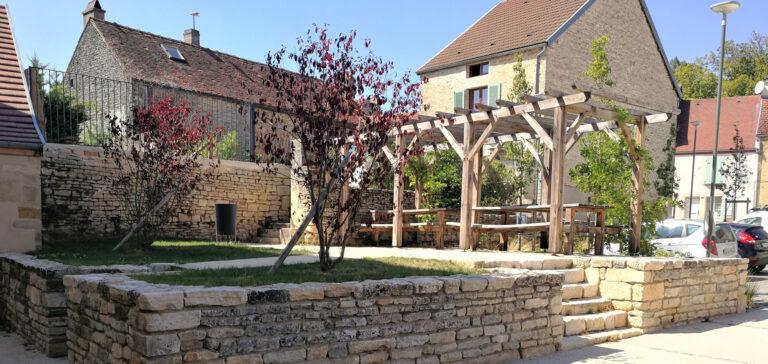 Ecole et mairie de Grancey le Château - Duc et Préneuf