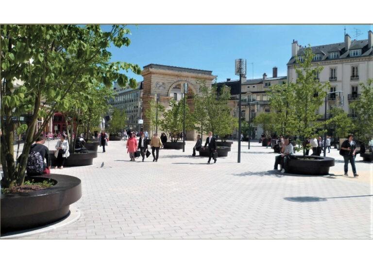 Place Darcy - Duc et Préneuf