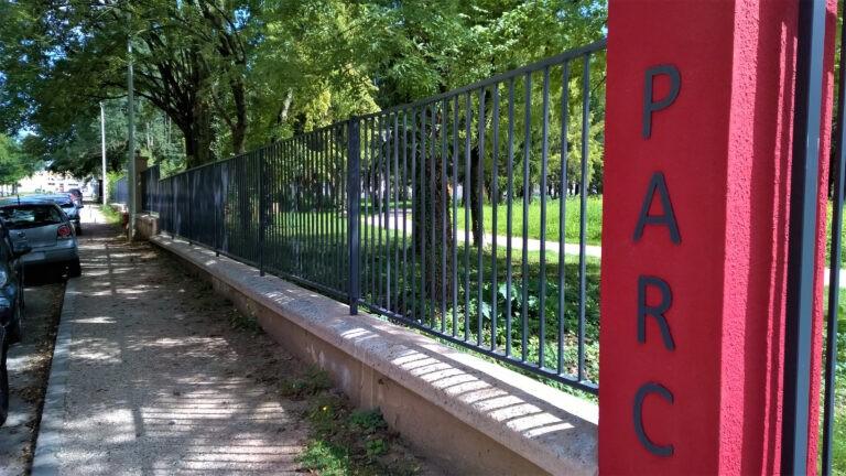 Parc Hyacinthe Vincent - Duc et Préneuf