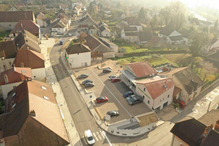 Centre Bourg de Orchamps - Duc et Préneuf