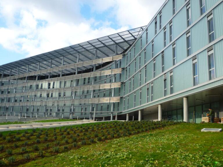 Centre Hospitalier Universitaire de Dijon - Duc et Préneuf