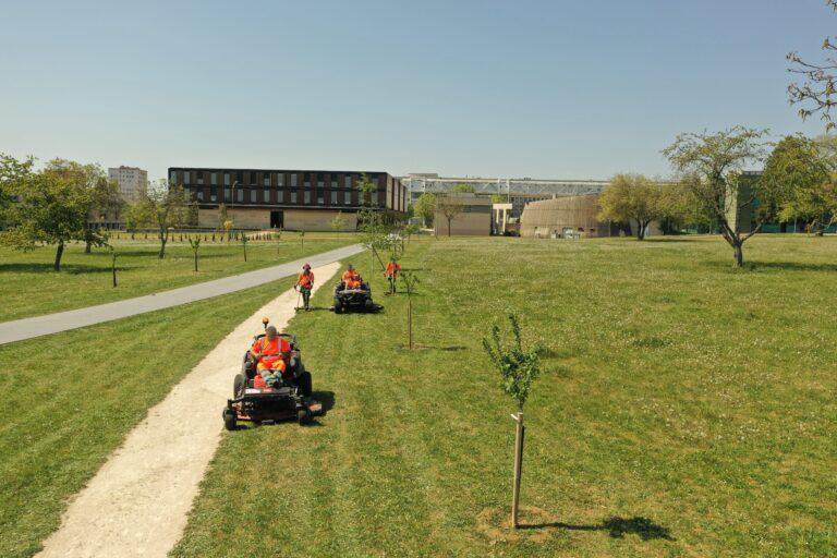 Université entretien des espaces verts - Duc et Préneuf