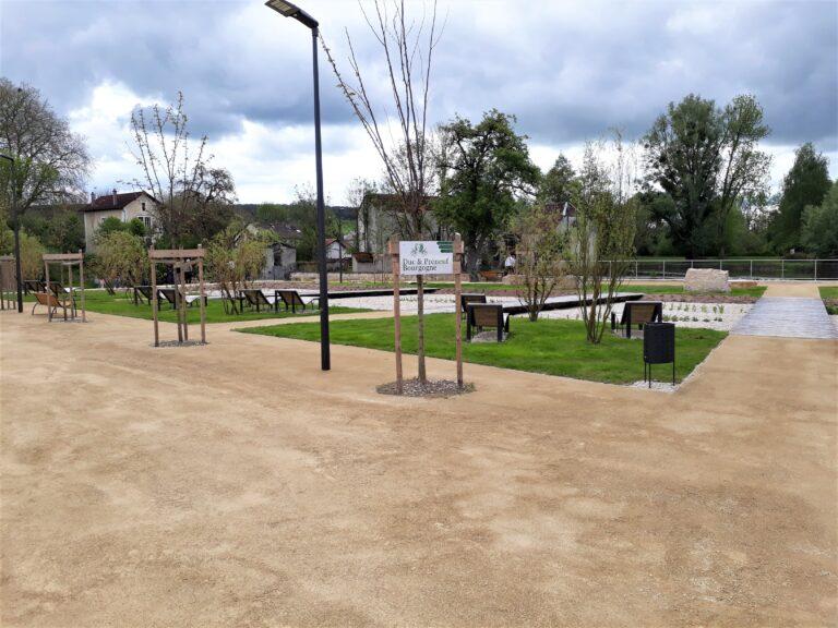 Place Marcel Noël - Duc et Préneuf