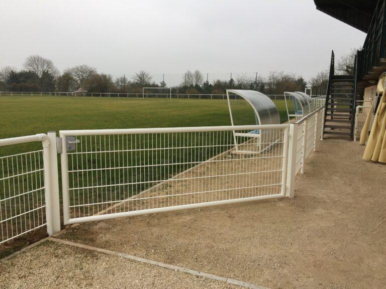 Stade Maurice Henry - Duc et Préneuf