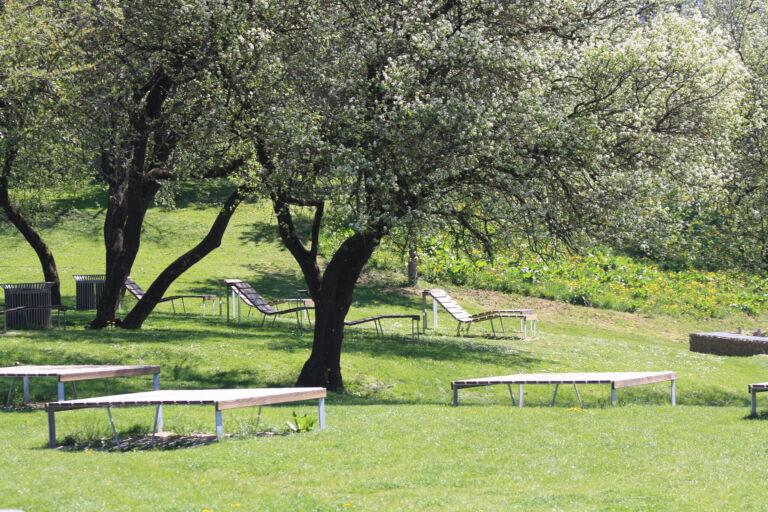 Parc Agathe Roullot - Duc et Préneuf