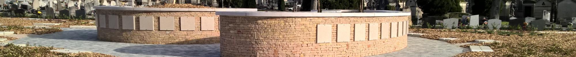 Bandeau - Cimetière Péjoces
